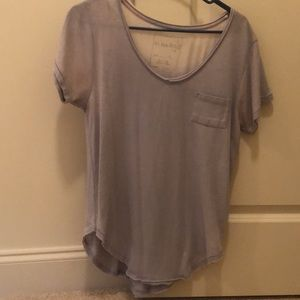Free people pocket tee